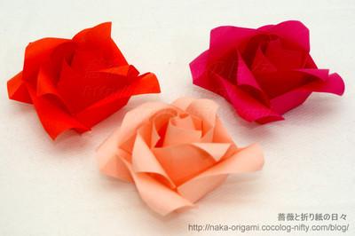 簡単なバラ