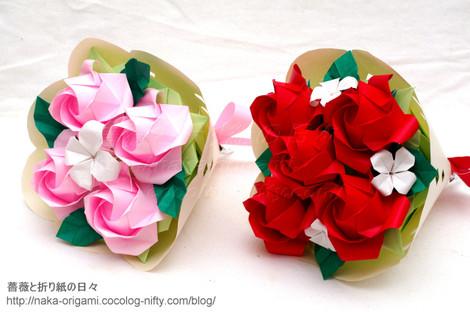 初代川崎ローズの花束