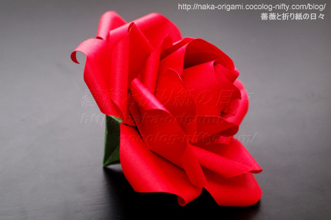 薔薇(U11-5) 創作:中 一隆