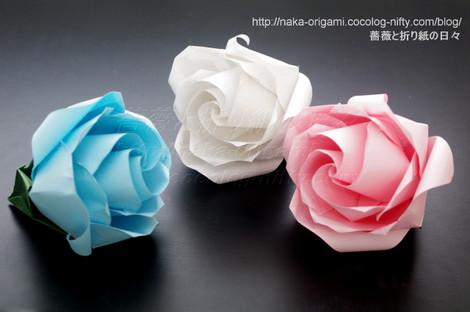 薔薇(U12-4) 創作:中 一隆