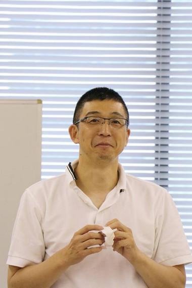 佐藤直幹氏(写真提供:川崎亜子氏)