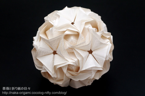 八重咲マジックローズボール(30枚組)