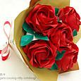 薔薇の花束(5)