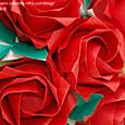 薔薇の花束(7)