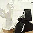 クリスマスの飾り(天使と修道女)-2