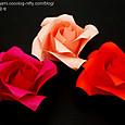 簡単なバラ -1