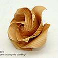木目折り紙ー1
