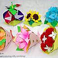 折り紙教室 作品サンプル (1)