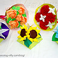 折り紙教室 作品サンプル (2)