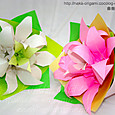 ゆりの花束-3