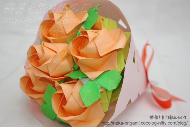バラの花束(5)