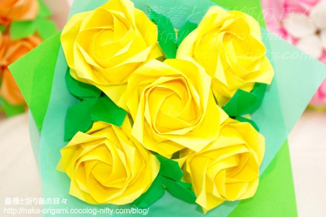 薔薇の花束(4)
