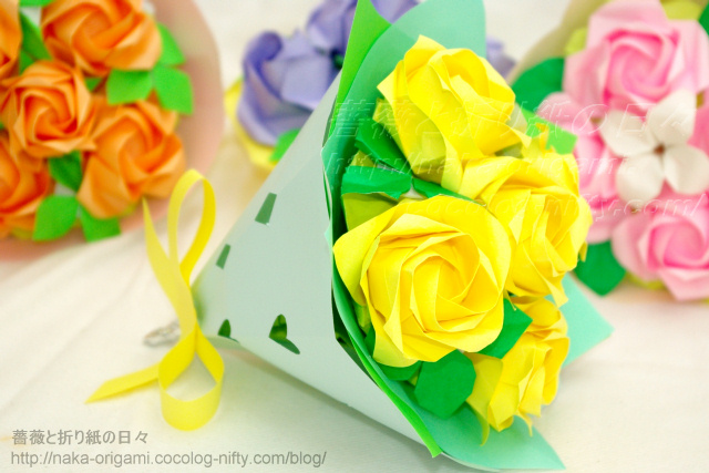 薔薇の花束(1)