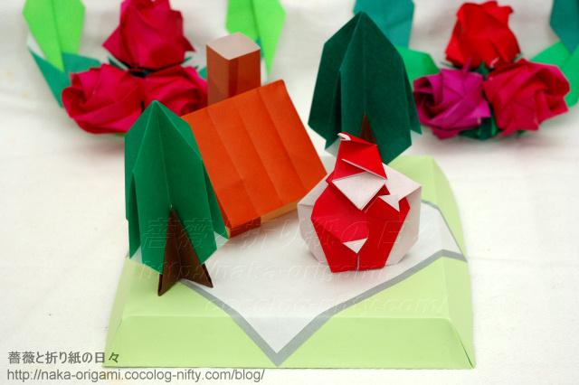 クリスマスの飾り(サンタクロース)-1