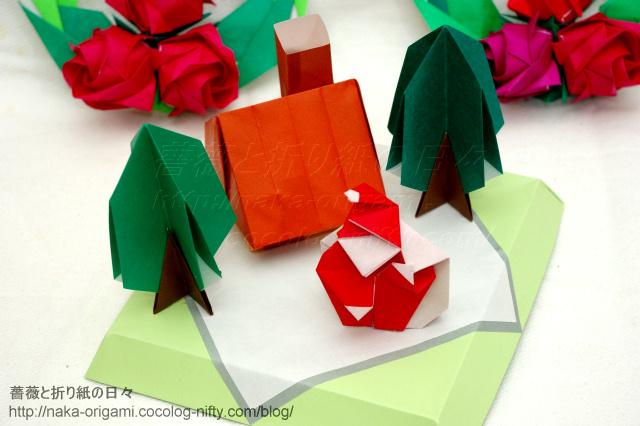 クリスマスの飾り(サンタクロース)-2