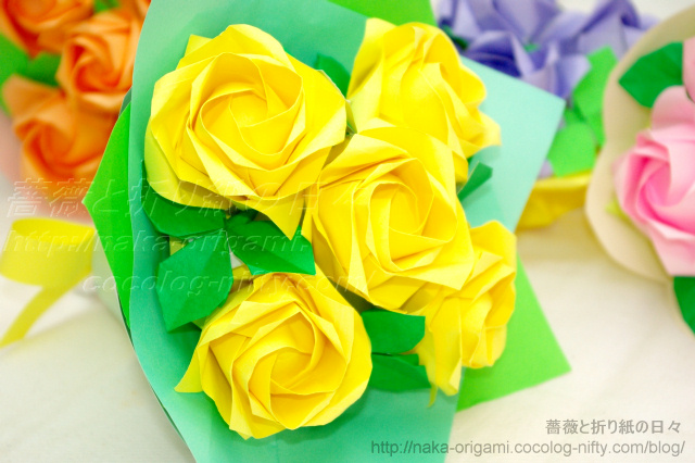 川崎ローズ薔薇の花束(ブーケアレンジ)