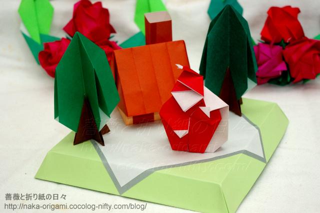 クリスマスの飾り(サンタクロース)