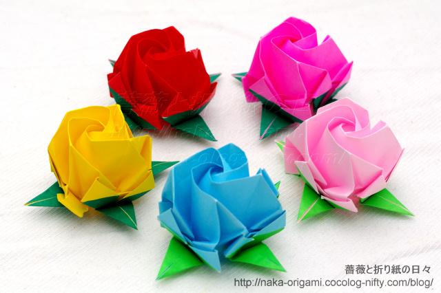 がく付きのバラ(Pier Paolo Pessina 氏のバラのアレンジ)