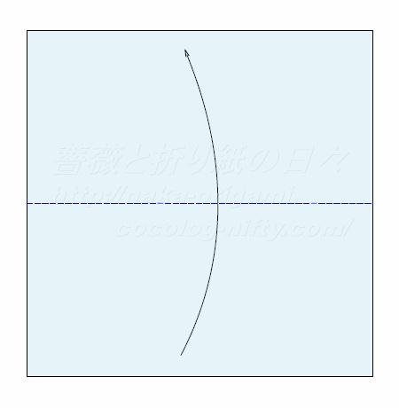 正5角形の切り出しStep1