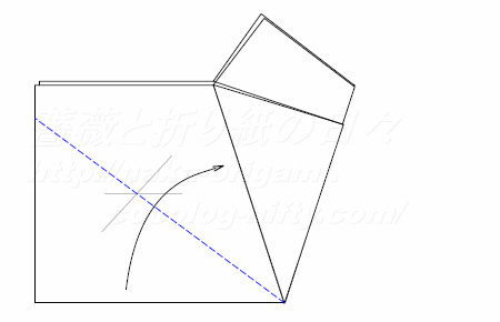 正5角形の切り出しStep7