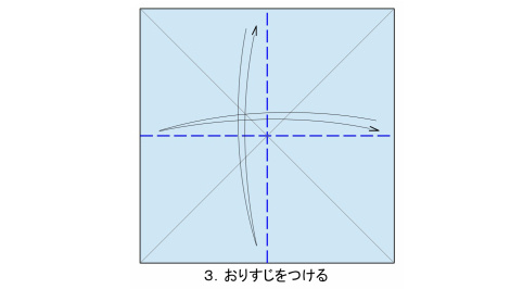 やさしいコスモス 花弁 図3