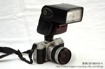 PENTAX Q10とストロボAF-360FGZ