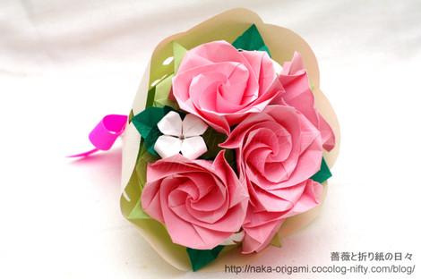 C3ローズの花束