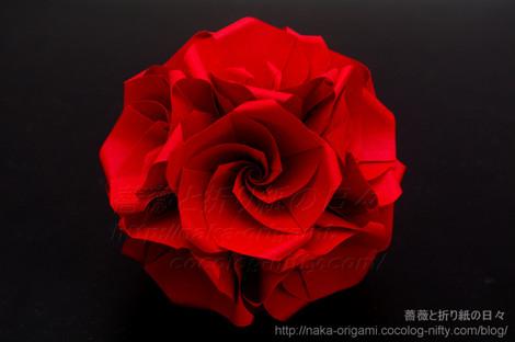 バラのくす玉 U2-30
