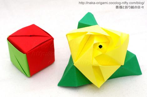 マジックローズキューブ(Magic Rose Cube)バレリー・バン氏(Ms. Valerie Vann)