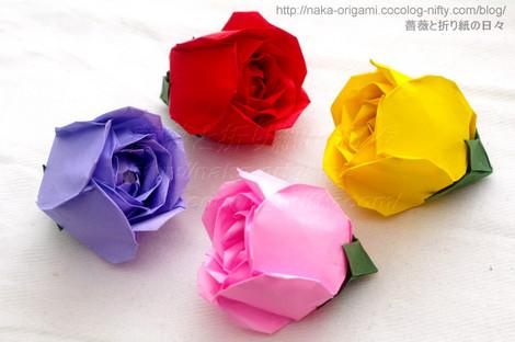 トーラス構造の薔薇(S2 Ver.2) 創作:中 一隆