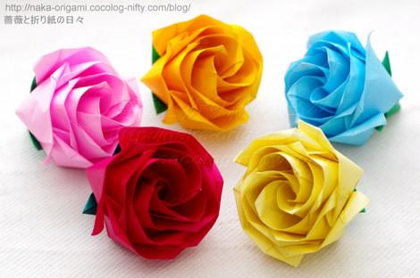 半開トーラス構造の薔薇(T3)
