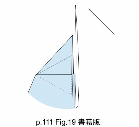 「折り紙のバラとくすだま」p.111 Fig.19