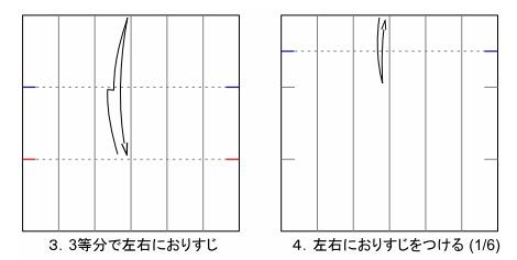 五角のキャンディーFig3-4 創作・作図:中 一隆