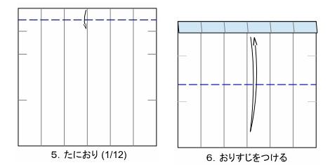 五角のキャンディー Fig5-6 創作・作図:中 一隆