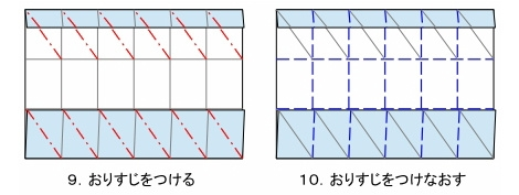 五角のキャンディーFig9-10 創作・作図:中 一隆