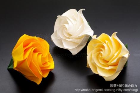 薔薇(C5) 創作:中 一隆