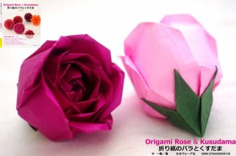 トーラス構造の薔薇S2 創作:中 一隆