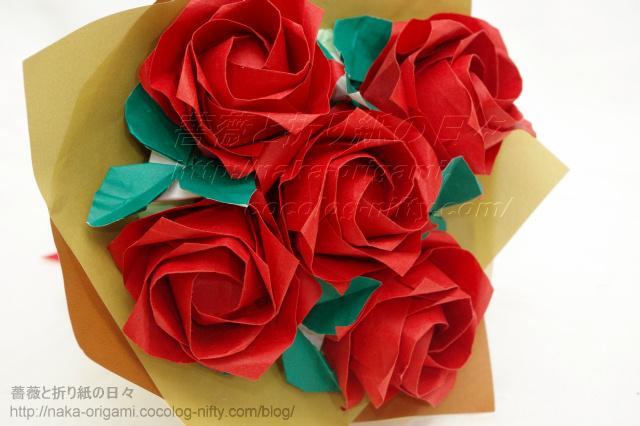 川崎ローズ「薔薇」の花束アレンジ