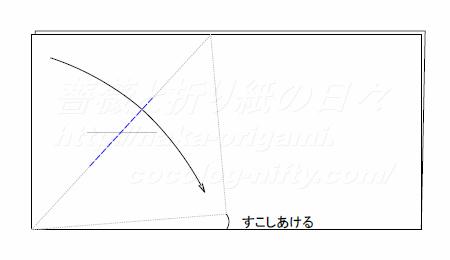 正5角形の切り出しStep3