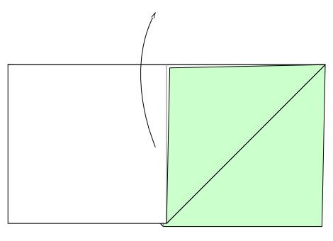 ざぶとん折りFig.6